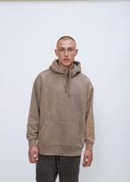 Robert Geller grey the acid wash hoodie