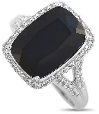 Non Branded Lb Exclusive 14K Onyx Ring