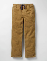 Boden Cord Pull-on Trousers