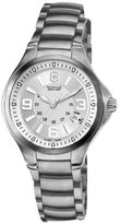 Victorinox Women's Base Camp 241469 Stainless-Steel Swiss Quartz Watch with Dial