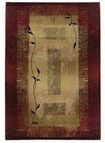"""Oriental Weavers Generations Dark Red Rug Rug Size: 9'9"""" x 12'2"""""""
