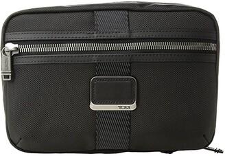 Tumi Alpha Bravo Reno Kit (Black) Messenger Bags