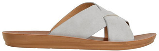 Sandler Gizmo Light Grey Smooth Sandal