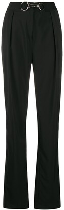 Act N�1 Oversized Buckle Trousers