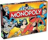 Board Games Monopoly DC Comics Edition