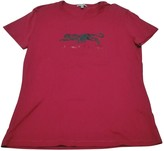 Krizia Red Cotton Top for Women