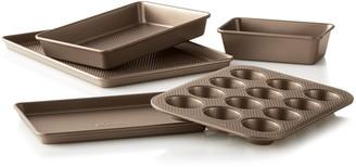 Food Network 5-pc. Textured Performance Series Nonstick Bakeware Set