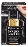 L'Oreal Superior Preference Mousse Absolue, 100 Pure Deep Black