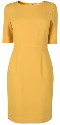 HUGO BOSS Short Sleeved Form Dress