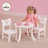 Kid Kraft Lil Doll Table and Chair Play Set