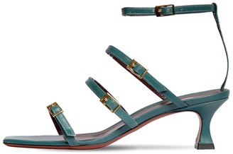 MANU Atelier 50mm Leather Sandals