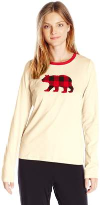 Hatley Little Blue House By Little Blue House by Women's Long Sleeve Pajama Tees