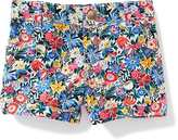 Old Navy Cuffed Twill Pull-On Shorts for Toddler Girls