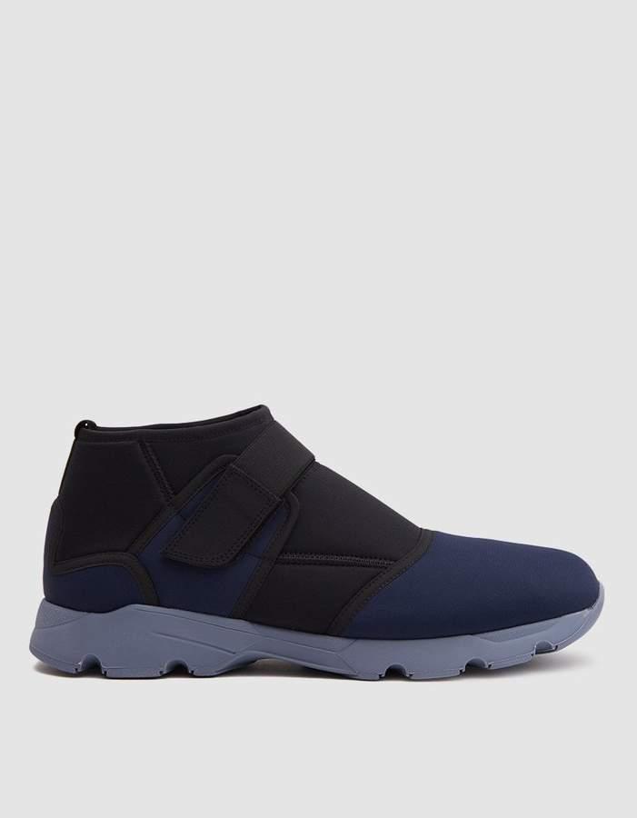 Marni Sneaker Shoe in Navy