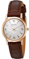 Bulova Ladies Dress - 97P105