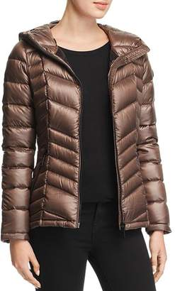 Calvin Klein Packable Short Down Coat