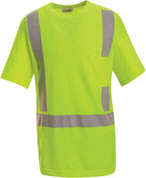 JCPenney Red Kap High-Visibility Tee