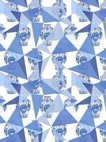 Royal Delft Elements Wallpaper By Nicolette Mayer