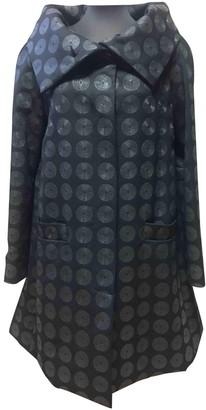 Basso & Brooke Black Wool Coats
