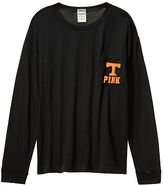 PINK University of Tennessee Long Sleeve Campus Tee