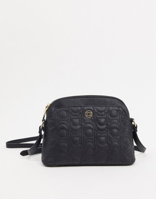 Dune Drama Quilted Cross Body Bag