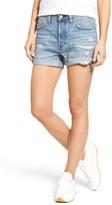 Levi's Women's 501 Long Denim Shorts