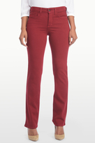 NYDJ Marilyn Straight In Luxury Touch Twill In Petite