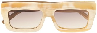 Rigards Low-Square Sunglasses