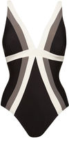 Figleaves Spectra Trilogy Soft Cup Firm Control Swimsuit