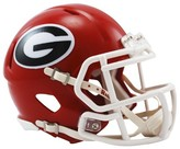NCAA Georgia Bulldogs Riddell Speed Mini Helmet - Red