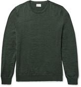 Gant Rugger - Mélange Merino Wool Sweater