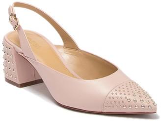 MICHAEL Michael Kors Mila Studded Slingback Sandal