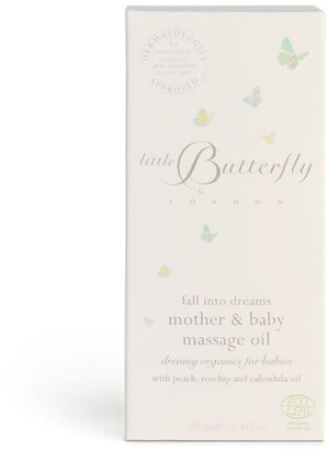 Little Butterfly London Mother And Baby Massage Oil