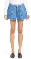 Opening Ceremony Women's Inside Out Denim Shorts