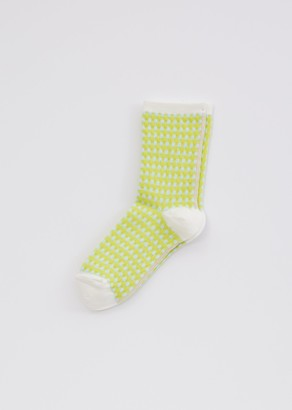Minä Perhonen Karamelli Socks Yellow