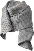 Acne Studios Jodi V L-Wool shawl