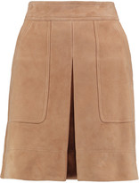 Vince Suede mini skirt