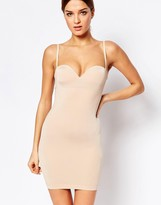 Wolford Strong Control Opaque Slip Dress