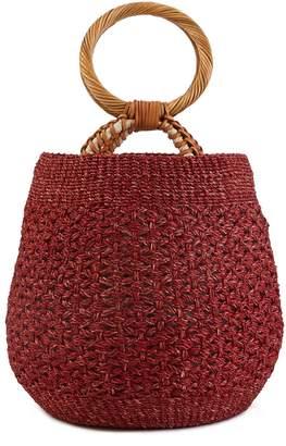 Aranaz Lena bucket bag