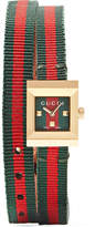 Gucci Striped Canvas