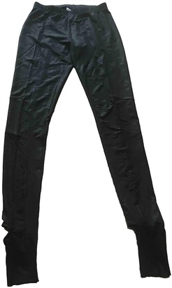 A.F.Vandevorst Black Trousers for Women