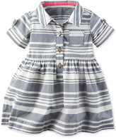 Carter's Striped Shirtdress, Baby Girls (0-24 months)
