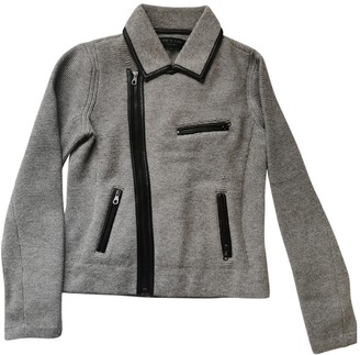 Rag & Bone Grey Wool Knitwear for Women