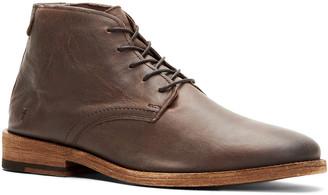 Frye Holden Leather Chukka Boot