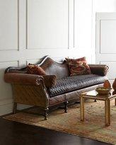 Old Hickory Tannery Cedar Park Sofa