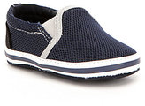 Kenneth Cole Reaction Boys' Baby Slip-On Crib Shoes
