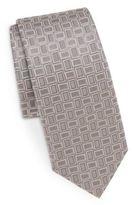 Bugatchi Geometric Silk Tie