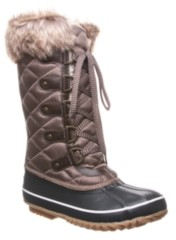BearPaw Women's McKinley Insulated Tall Boots Women's Shoes