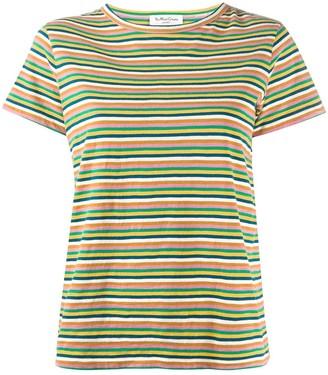 YMC striped basic T-shirt