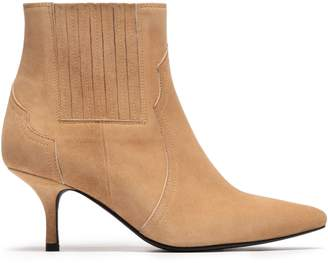 Anine Bing Suede Ankle Boots